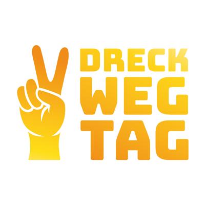 Dreck Weg Tag Logo